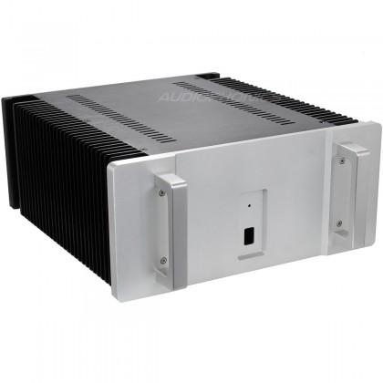 Boitier DIY Amplificateur 100% Aluminium 361x274x85mm