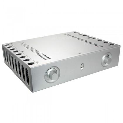 DIY Box / Case Integrated Amplifier 100% Aluminium 361x274x85mm