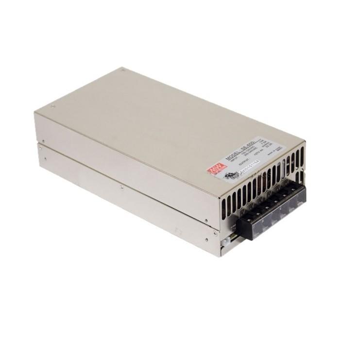 MEAN WELL SE-600-48 Module d'Alimentation à Découpage SMPS 600W 48V 12,5A