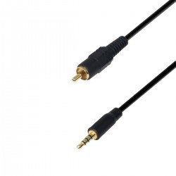 FIIO L21 Câble Numérique coaxial SPDIF vers Jack 3.5mm