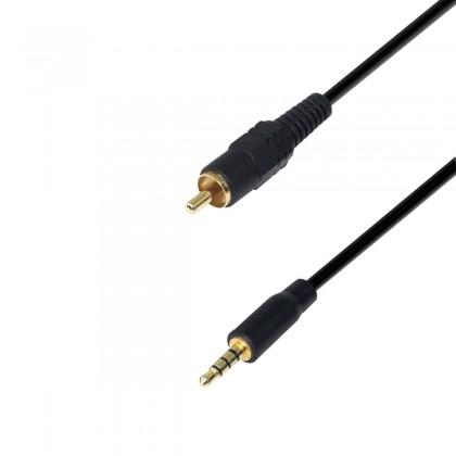 FIIO L21 Câble Numérique RCA SPDIF vers Jack 3.5mm