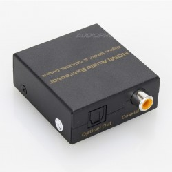 Audio HDMI Extractor to SPDIF optique and Coaxial
