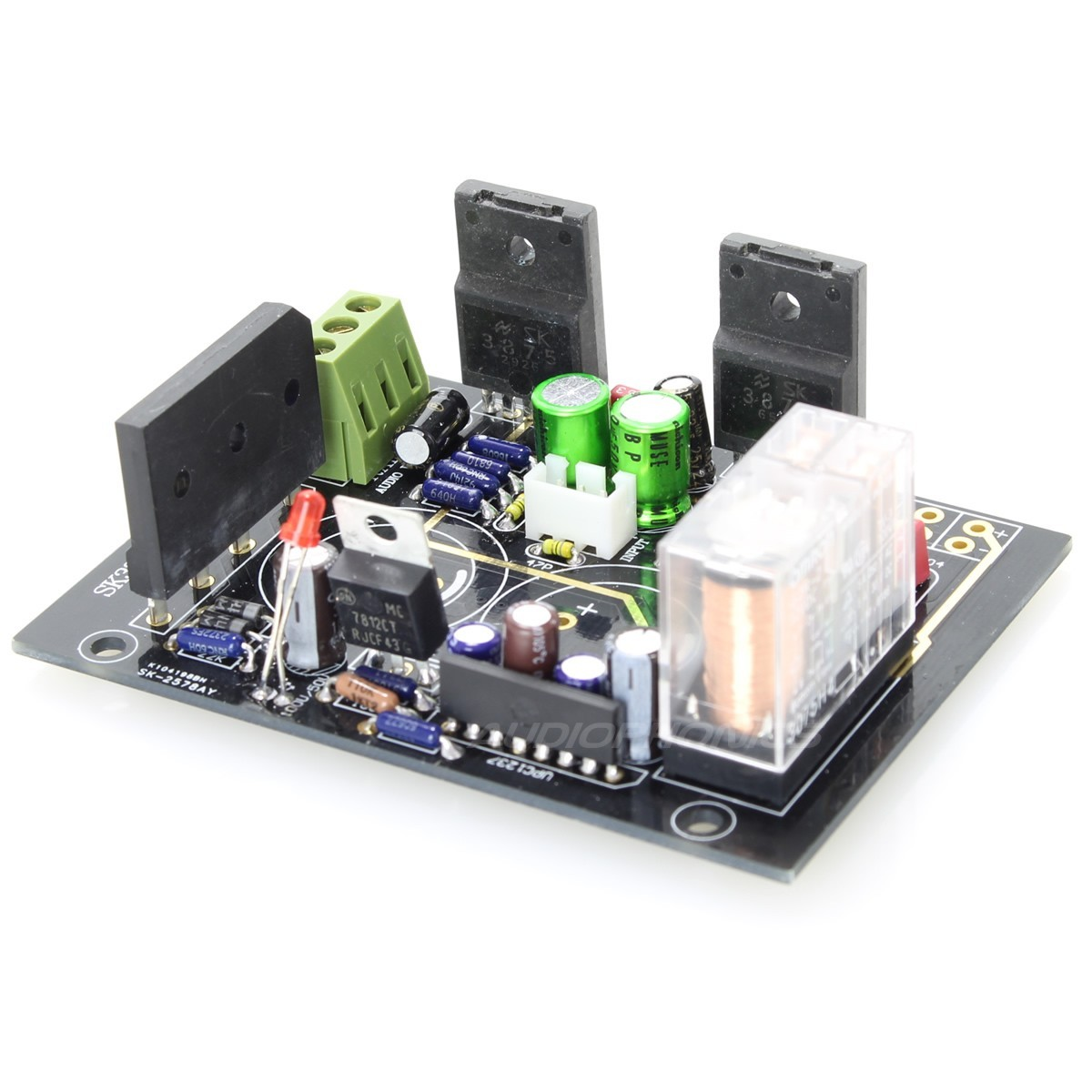 MA-SK02 SK3875 amplifier module board finished 2x50W 8 Ohms