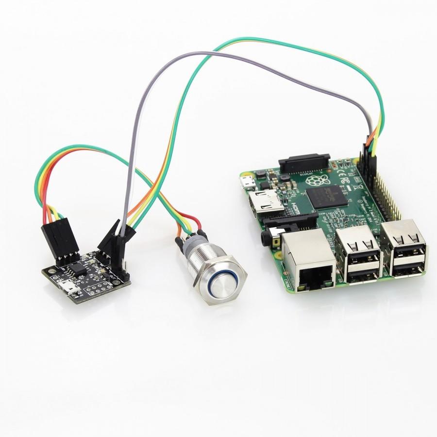 audiophonics pi spc power management module for raspberry. Black Bedroom Furniture Sets. Home Design Ideas