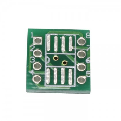 Adaptateur pour AOP 8pin 1xSOIC vers 1xDIP