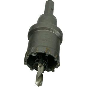 Cloche Découpe Métal en Carbure pour Perceuse Ø28mm