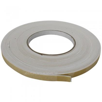 Foam seal sticker 10x1.5mm 10 meters