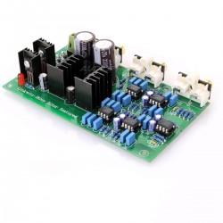 Divider crossover Linkwitz-Riley filter 2200Hz -24dB/Oct Class-A