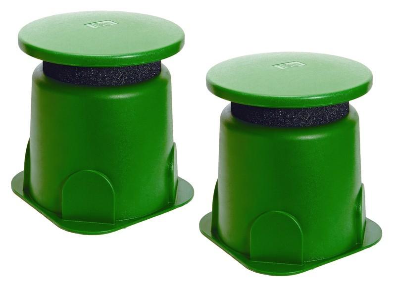 TIC GS5 Enceintes extérieures Omnidirectionelle Waterproof 8 Ohm (La paire)