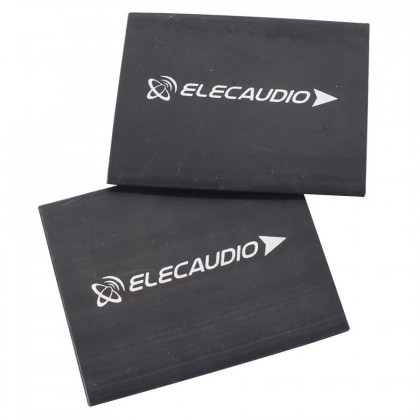 Elecaudio Heatshrink 3:1 Sleeves Ø25mm Black (x2)