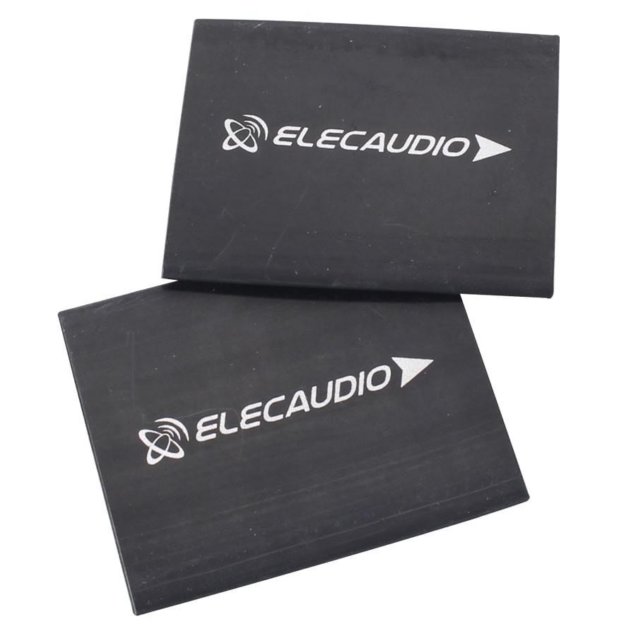 ELECAUDIO Heat-shrink tubing 3:1 Ø25mm Black (2x50mm)