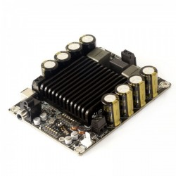 WONDOM AA-AB31282 Module Amplificateur T-AMP Class D Mono 200 Watt 3 Ohm