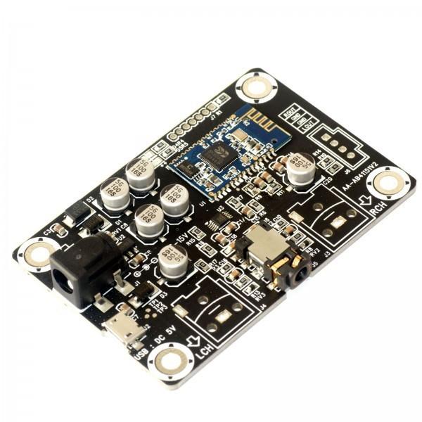 WONDOMAA-AB41151Bluetooth Audio Receiver Board BT 2.1 Starter