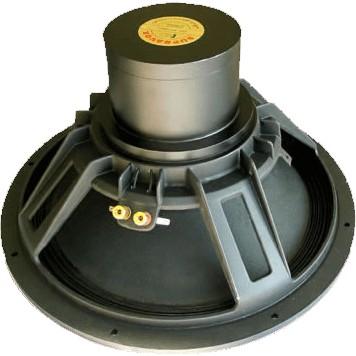 SUPRAVOX 400 EXC Haut-Parleur Bas Médium 120W 8 Ohm 90/99dB 23Hz - 4000Hz Ø 40cm
