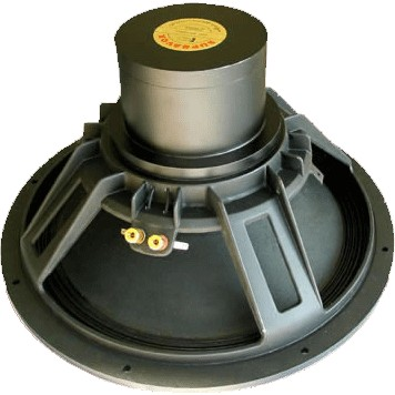 SUPRAVOX 400 EXC Speaker Driver Full Range 120W 8 Ohm 90/99dB 23Hz - 4000Hz Ø 40cm