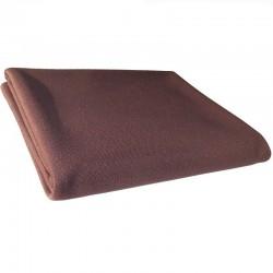 JANTZEN AUDIO Tissu Acoustique pour grilles Hauts Parleurs (marron) 175x100cm