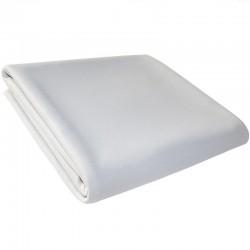 JANTZEN AUDIO Tissu Acoustique pour Grilles Hauts-Parleurs 184x100cm Blanc