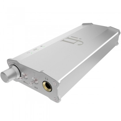 iFi Audio micro-iCAN SE headphone Amplifier Class A 4000mW