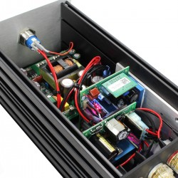 AUDIOPHONICS HYPEX UCD180HG HxR Amplifier XLR 2x 120W / 8 Ohm