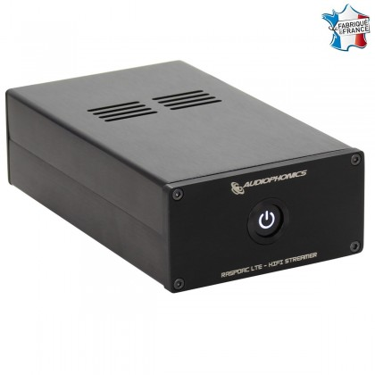 AUDIOPHONICS RaspDAC LTE HIFI Streamer Raspberry Pi 2.0 & DAC Sabre V3