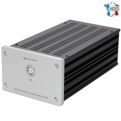 AUDIOPHONICS HYPEX UCD180HG HxR Amplificateur RCA 2x 120W / 8 Ohm Silver