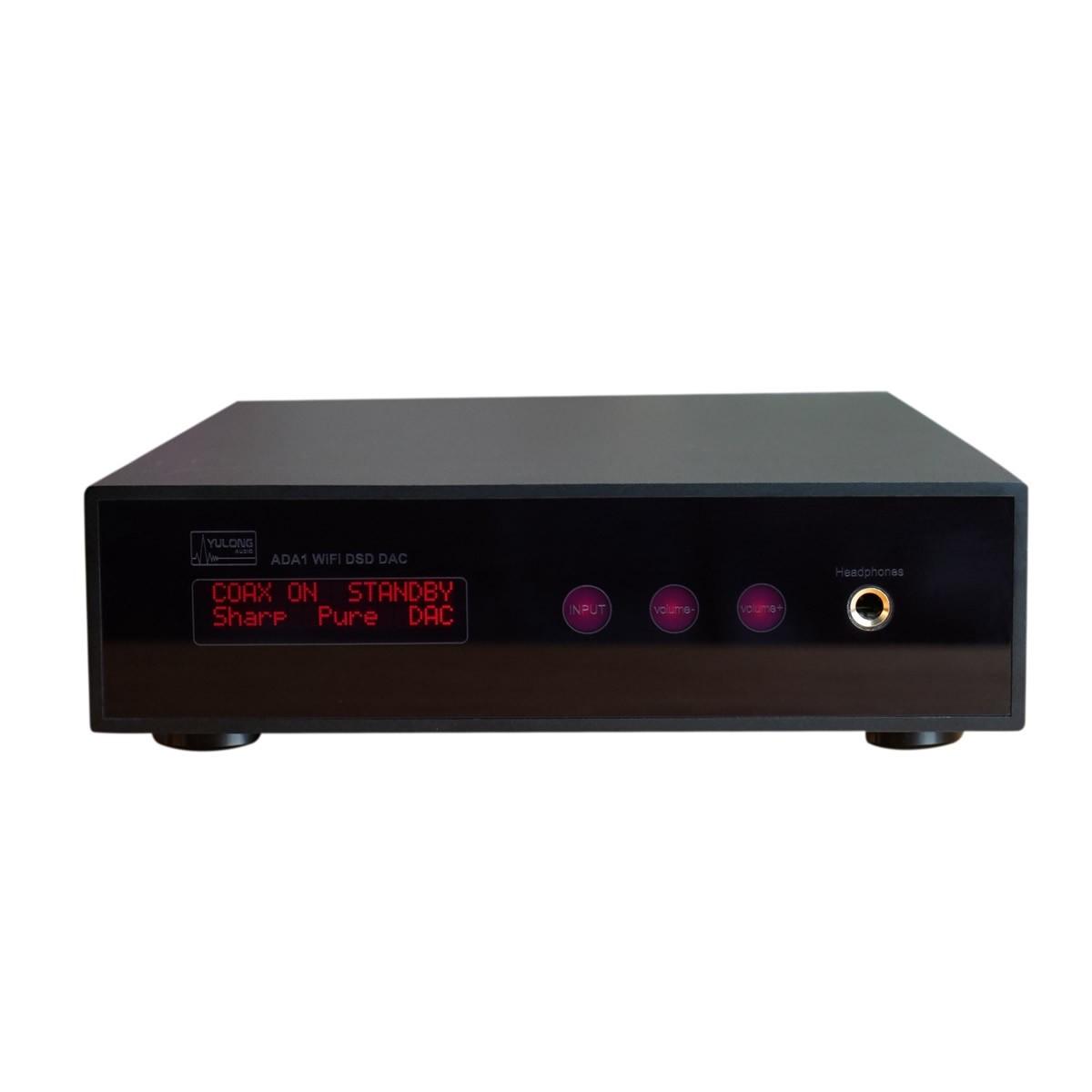 YULONG AUDIO ADA1 DAC USB Airplay DLNA ampli casque DSD 32bit 384Khz Noir