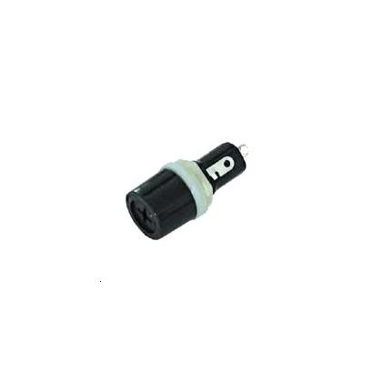Porte-fusible 10A 5x20 mm