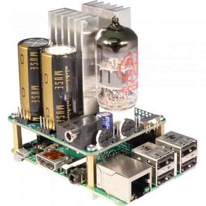 Pi2Design 503HTA I2S DAC Hybrid Tube Amp for the Raspberry Pi