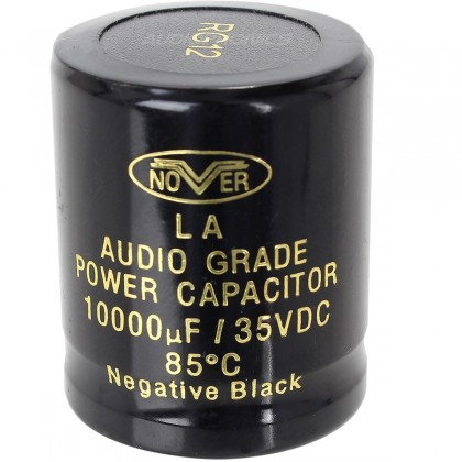 NOVER condensateur Low ESR 10000µF 35V