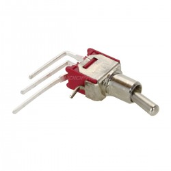 Toggle Switch 1 pole 2 positions250V 1.5A