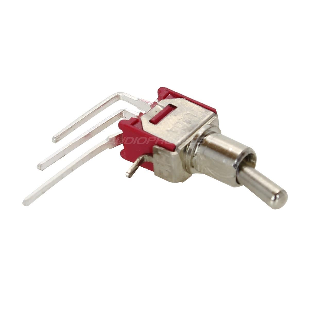 Interrupteur à bascule 1 pôle 2 positions 250V 1.5A
