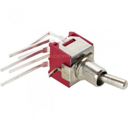 Interrupteur à Bascule 2 pôles/2 positions 250V 1.5A