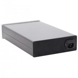Boîtier DIY DAC/Phono 100% Aluminium 291x172x60mm