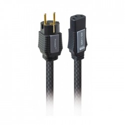 PANGEA AC-14SE MKII Power cable triple shielding Cardas Copper / OFC 3x2mm² 3m