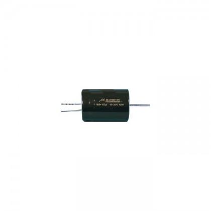 Condensateur Mundorf M-Lytic HV 500V axial 100µF