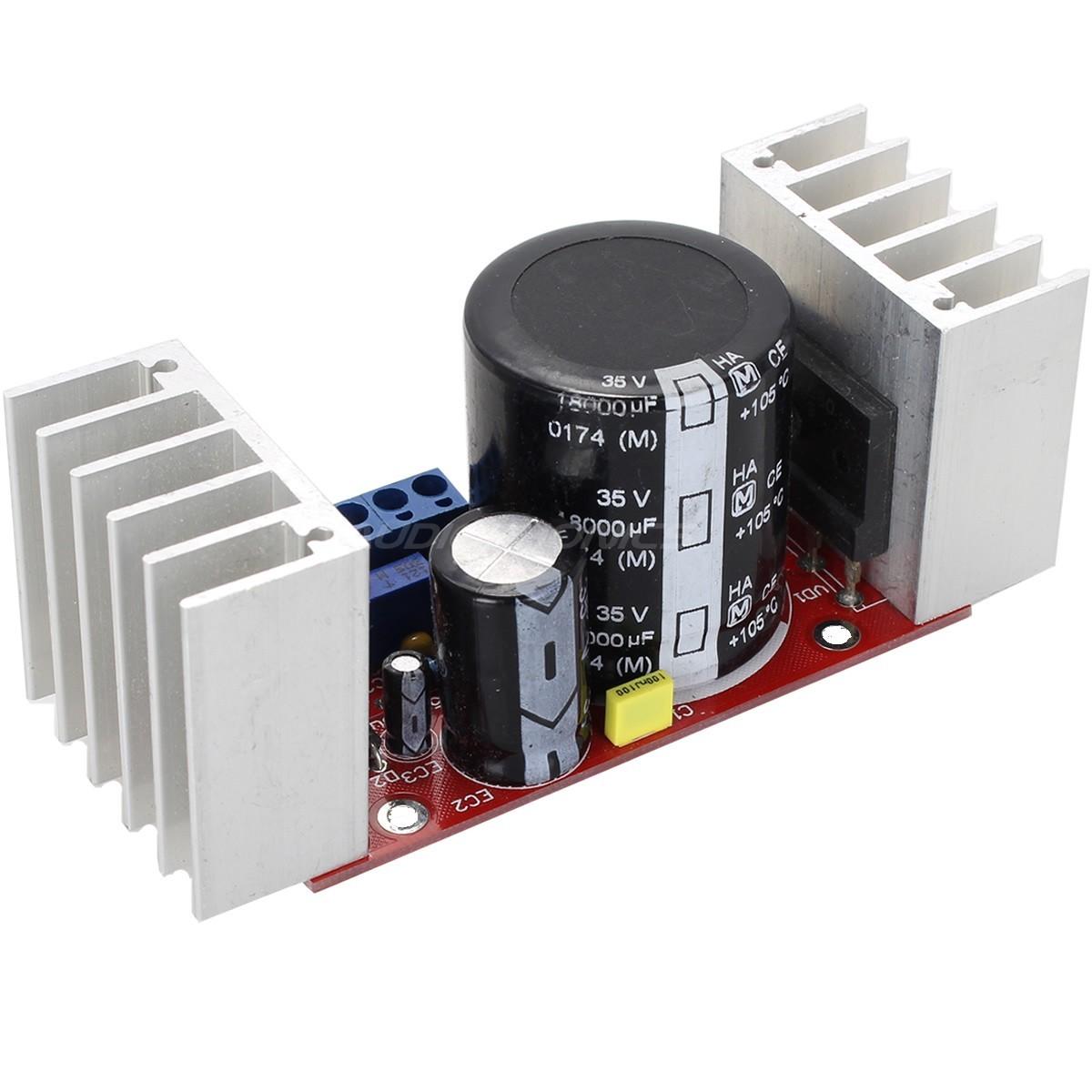 Linear Power Supply board DC LT1083 2.5V to 30V 6A