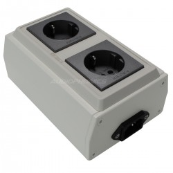 FURUTECH FP-SWS-D-BOX (R) Schuko Wall Box / Power distributor