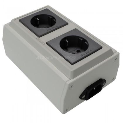 FURUTECH FP-SWS-D-BOX (R) Schuko Wall Box / Power distributor