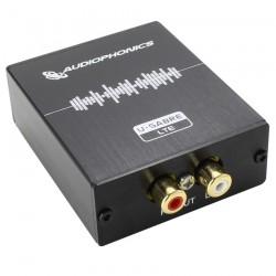 AUDIOPHONICS U-Sabre LTE Asynchronous USB DAC 24bit/96kHz SA9027 / ES9023
