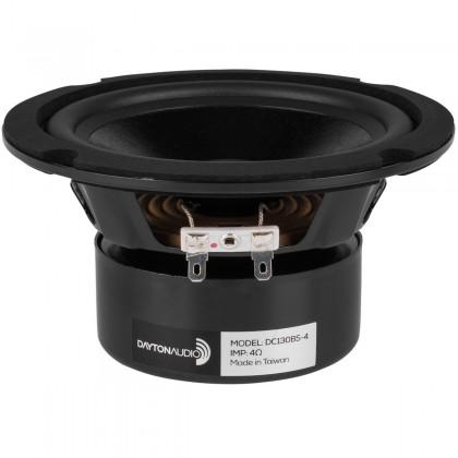 """Dayton Audio DC130BS-4 5-1/2"""" Woofer Classic Blindé Ø 14cm"""