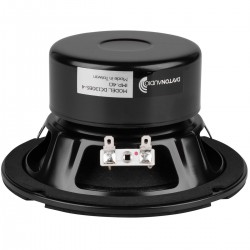 "Dayton Audio DC130BS-4 5-1/2"" Classic Shielded Woofer Ø 14cm"