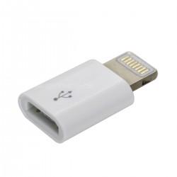 Adaptateur Micro USB vers Lightning