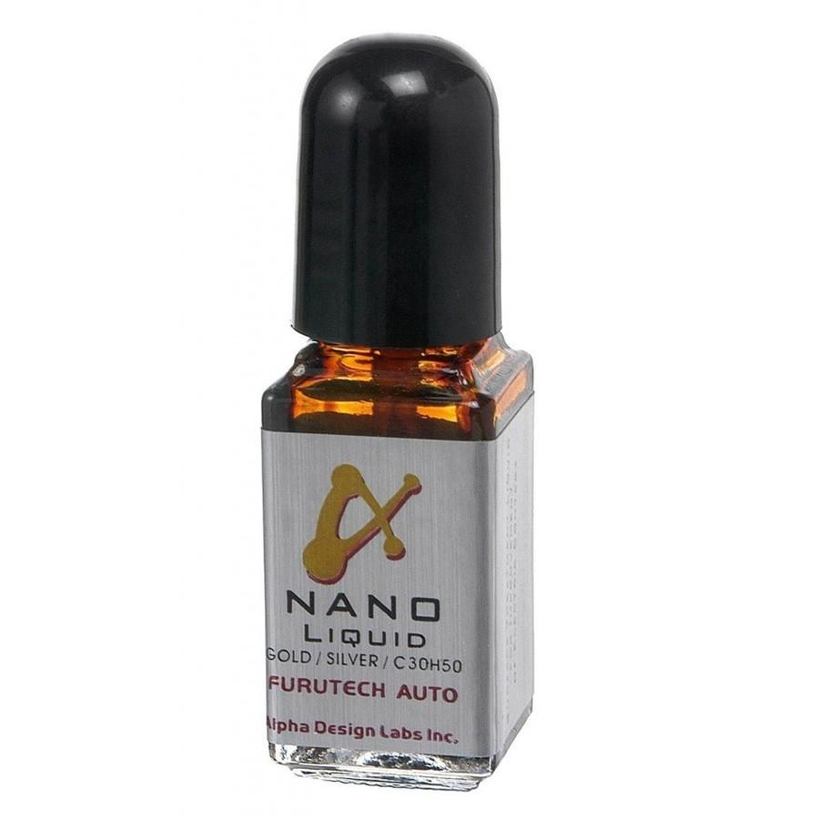 FURUTECH Nano Liquid Gold + Silver Squalene Oil