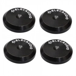 ELECAUDIO SD-25 Contrepointes métal 25x5mm (Set x4)