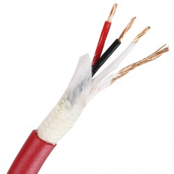 "ELECAUDIO SC-311OFC ""Watersound"" Line Cable OFC PTFE Coton Jacket Ø 6.5mm²"
