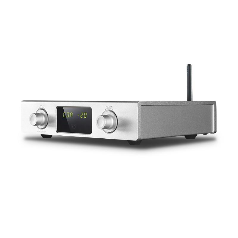 SHANLING TEMPO eDA3 DAC CS4398 24bit 192Khz Amplificateur Casque Bluetooth Argent