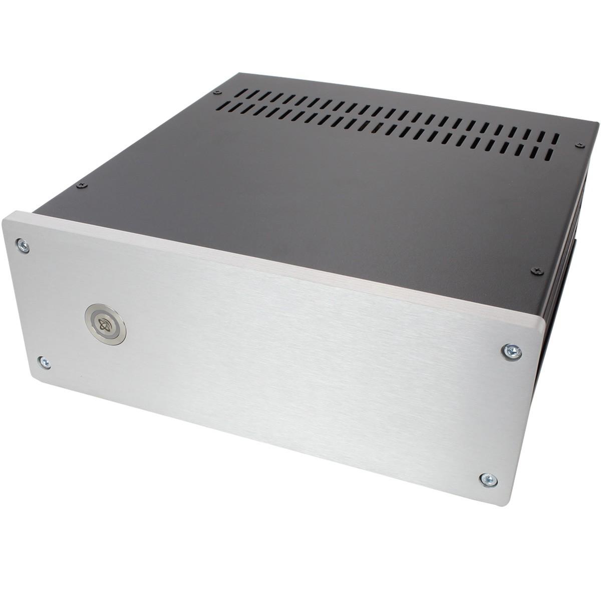 AUDIOPHONICS TRIPATH TA2022 DIY Stereo Amplifier Kit Silver 60W 8Ohm
