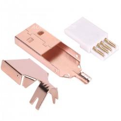 Connecteur USB mâle Type A DIY
