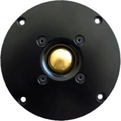 SUPRAVOX TG1/4 Haut-Parleur Tweeter à Dôme Titane Doré 50W 4 Ohm 98dB 2500Hz - 20kHz Ø 2.5cm