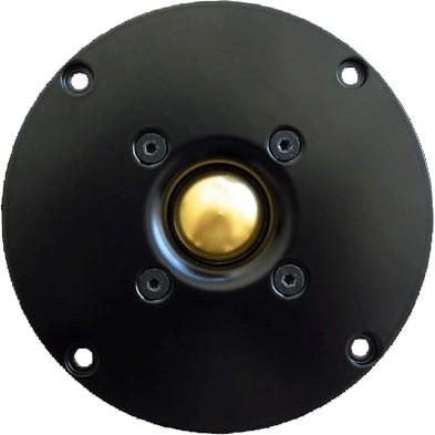SUPRAVOX TG1/4 Haut-Parleur Tweeter à Dôme Titane Doré 50W 4 Ohm 98dB 2500Hz - 20kHz Ø2.5cm